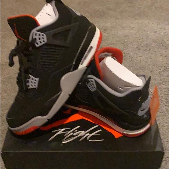 Jordan Shoes   Retro 4s Size 10   Poshmark
